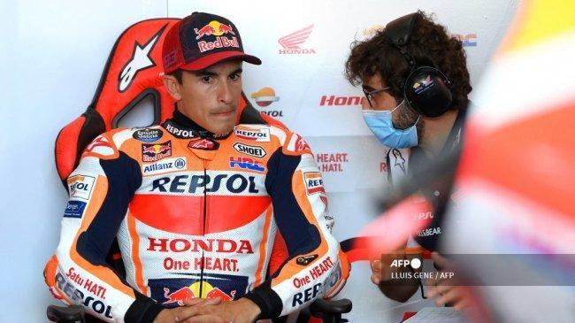 Jadwal MotoGP San Marino 2021, Live Trans7, Sirkuit Misano, Kendala Marc Marquez dan Repsol Honda