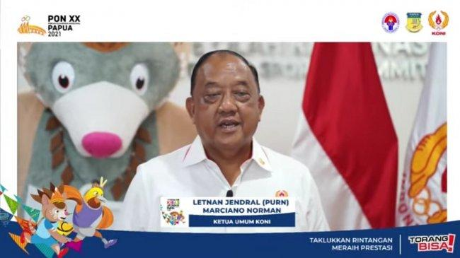 Marciano Norman: PON Papua Berjalan Sesuai Rencana