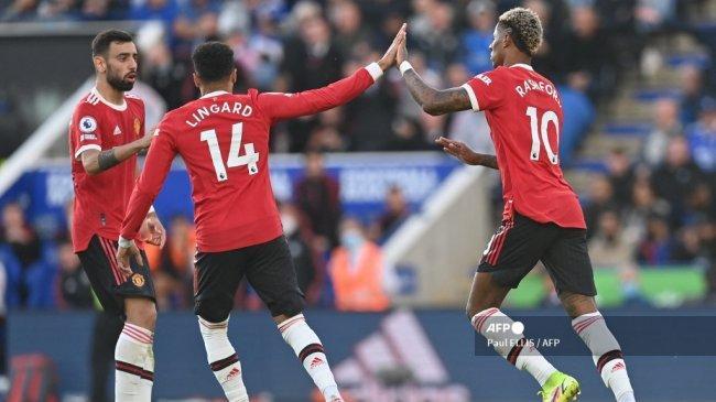 Klasemen Liga Inggris - MU Terlempar dari 5 Besar, Setan Merah Digusur Spurs & Kena Teror West Ham