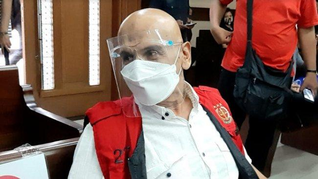 Mark Sungkar Dituntut 2,5 Tahun Penjara, Diminta Bayar Denda Rp 50 Juta atas Kasus Korupsi
