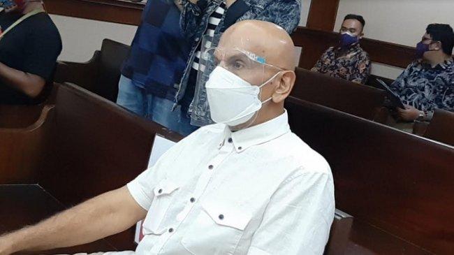 Mark Sungkar Merasa Terzolimi Dianggap Bersalah dan Dituntut 2,5 Tahun Penjara