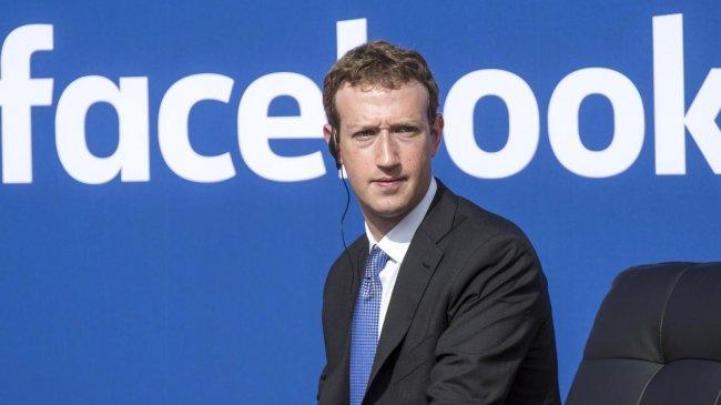 Facebook Cs Sempat Down, Kekayaan Mark Zuckerberg Anjok Rp 85 Triliun