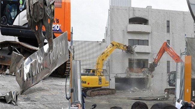 Ini Hukuman Polisi Bagi Tiga Eksekutif Kudokai Yakuza Jepang