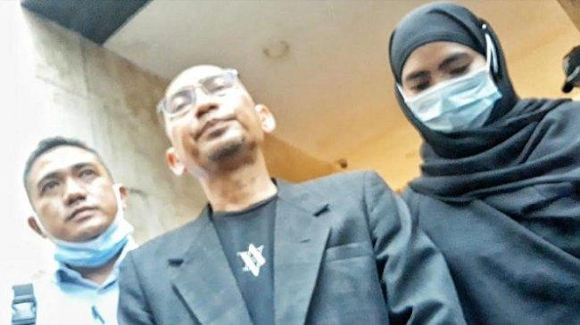 Marlina Octoria Diperiksa sebagai Saksi Korban KDRT, Ajukan Pula Bukti Chat dengan Ayah Taqy Malik