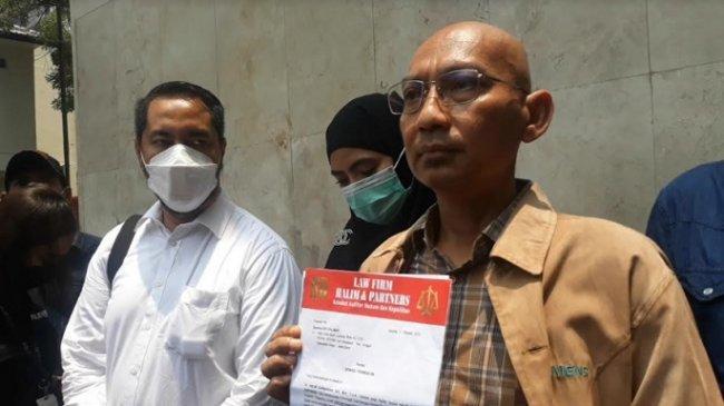 Ayah Taqy Malik Dituding Lakukan KDRT, Marlina Octoria Bawa Wanita Berinisial S sebagai Saksi