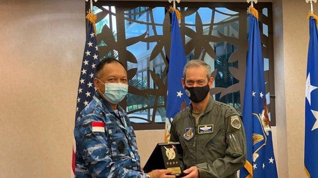 KSAU Hadiri Pacific Air Chief Symposium 2021 di Pearl Harbor Hawaii