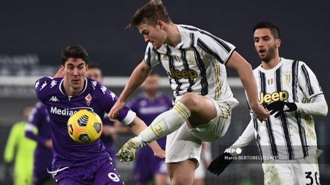 Kedewasaan Matthijs de Ligt di Juventus, Pujian dari Ronaldo dan Kursi Panas Allegri