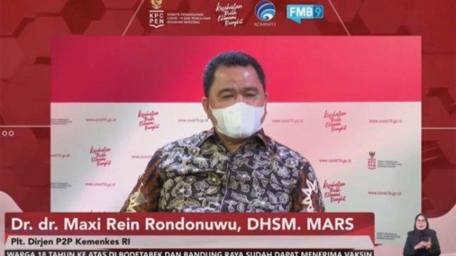 Kemenkes : Satu  dari 5 Penduduk Indonesia Rentan Alami Gangguan Jiwa