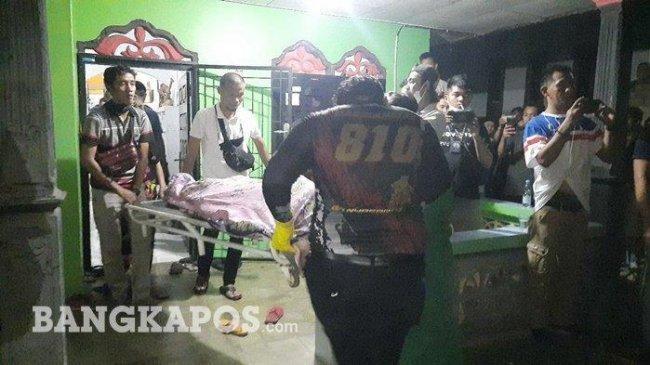 Wanita Pengantin Baru di Bangka Selatan Ditemukan Tewas, Polisi Tangkap Suami Korban