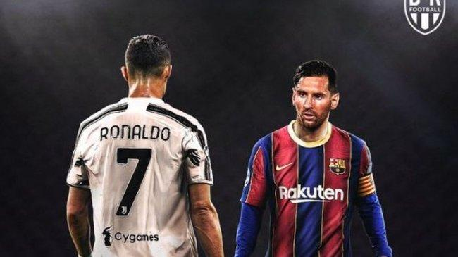 Messi Berpeluang Duel Lawan Ronaldo di Joan Gamper Trophy, Barca Vs Juventus pada Akhir Pekan Ini