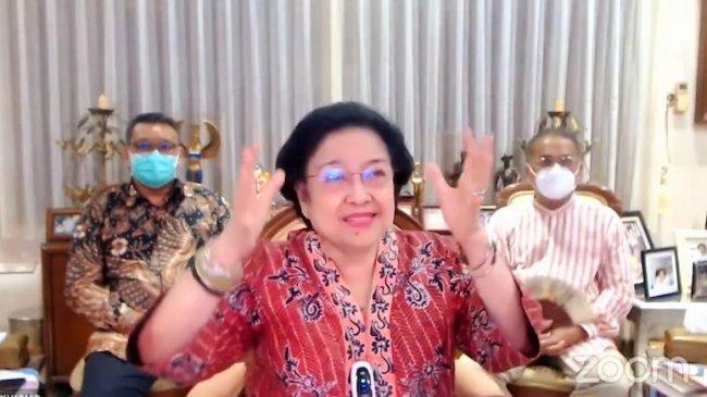 Megawati: Yang Malas Turun Bantu Rakyat, Kemungkinan Takkan Terpilih Lagi di Pemilu 2024