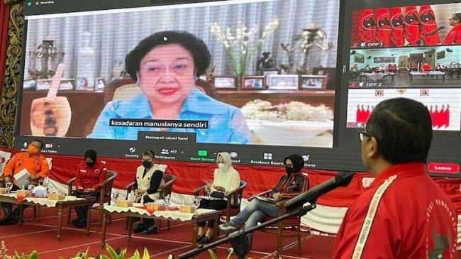 Bencana Alam Sudah SOS, Megawati Beberkan Ancaman Global Warming Itu Nyata