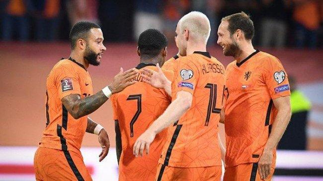 Hasil Kualifikasi Piala Dunia Tadi Malam: Belanda & Jerman Pesta Gol, Depay Gagal Penalti