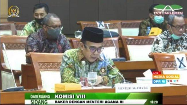 Menteri Agama Minta Penggunaan Kotak Amal Dihindari Saat Salat Idul Adha