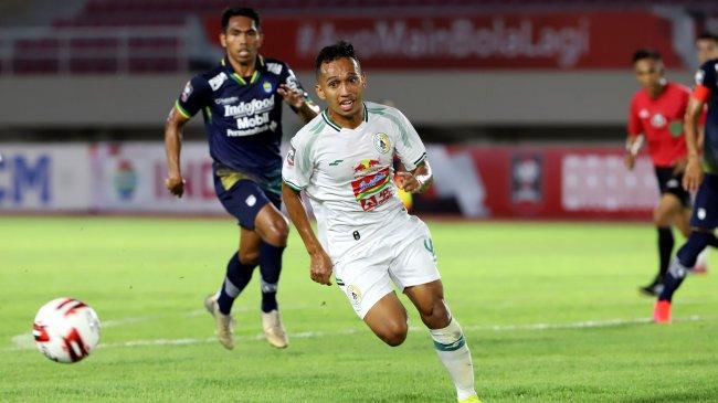 Hasil Babak Pertama PSS Sleman vs Bali United BRI Liga 1, Tembakan Irfan Jaya Kena Mistar, Skor 0-0