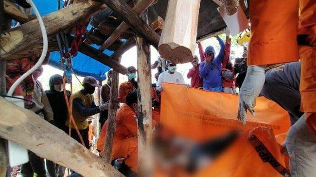 4 Orang Tewas dalam Lubang Tambang Emas di Kabupaten Sumbawa