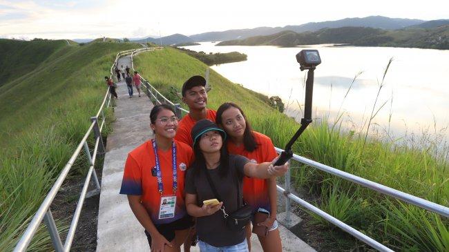 Destinasi Wisata Dibuka, Pemerintah Pertimbangan Masuk Turis Usia di Bawah 12 Tahun