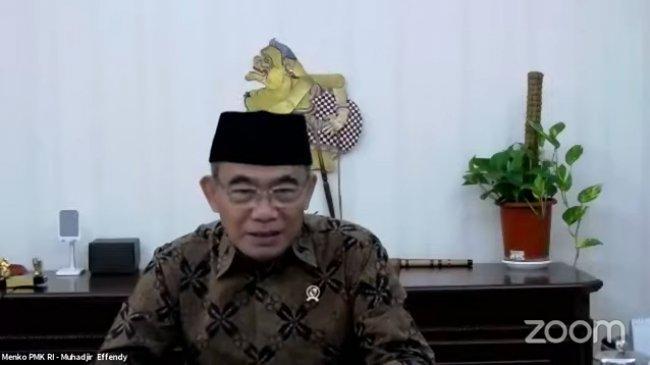 Menko PMK: Indonesia Hadapi Tiga Krisis di Masa Pandemi Covid-19