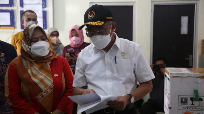 Menko PMK: Ketersediaan Vaksin di Sulawesi Tenggara Baru 1,3 Juta dari Target 4 Juta Dosis