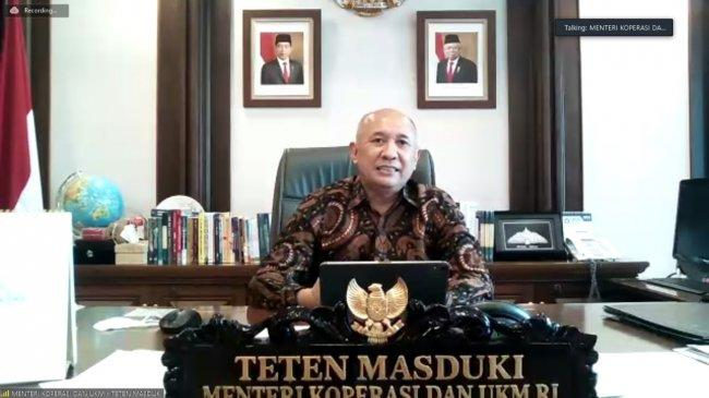 Menkop Teten: PON XX Gerakkan Ekonomi UMKM di Tanah Papua