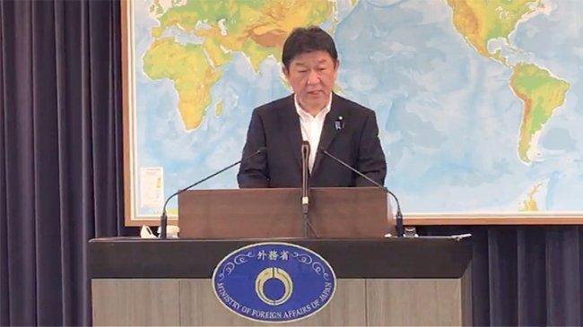 Jepang Senang Taiwan Bergabung dalam Keanggotaan Trans Pacific Partnership