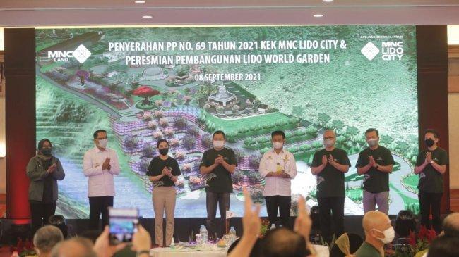 Kementan Dukung Pembangunan Agro Eduwisata Terbesar di Asia Tenggara