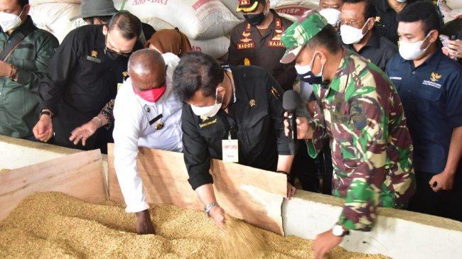 Dari Merauke Papua, Mentan SYL Tingkatkan RMU untuk Targetkan Ekspor