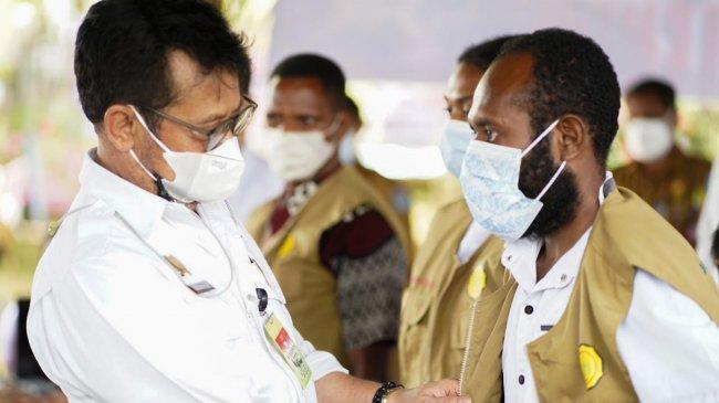 Menteri SYL: Pertanian Papua akan Melesat Bila Petani Milenial Kuat