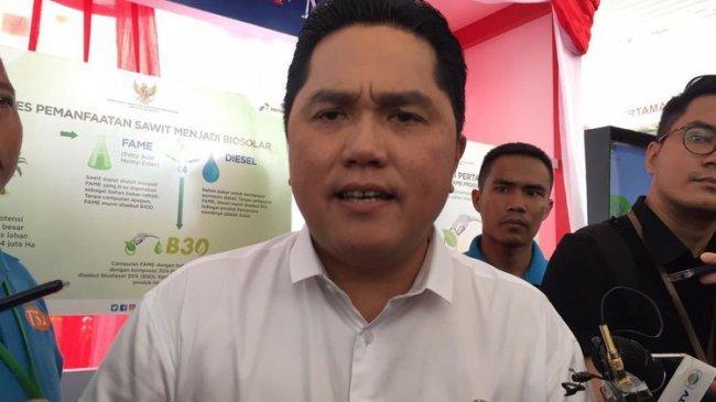 Menteri BUMN Sudah Kantongi Nama-nama Calon Bos Garuda