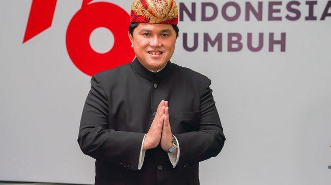 Inginkan Indonesia Jadi Negara Ekonomi Terbesar, Erick Thohir Dorong Generasi Muda Berkembang