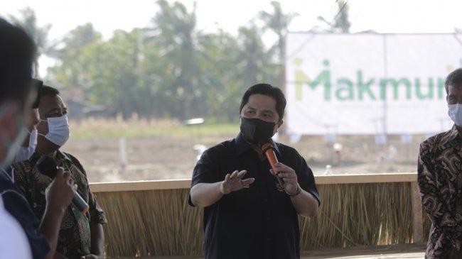 Curhat Erick Thohir ke Jokowi Alami Beban sebagai Menteri BUMN: Terus Terang, Berat Bapak