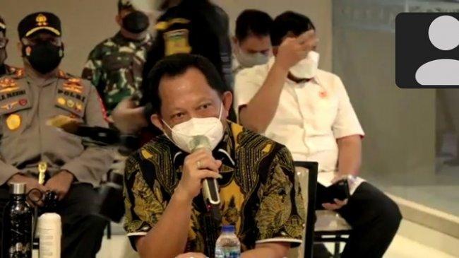 Mendagri Ajak Semua Pihak Dukung Percepatan Vaksinasi di Papua Jelang Pelaksanaan PON XX