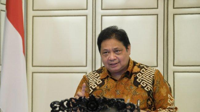 Airlangga: Indonesia Harus Mengambil Momentum untuk Mengatur Agenda Besar G20