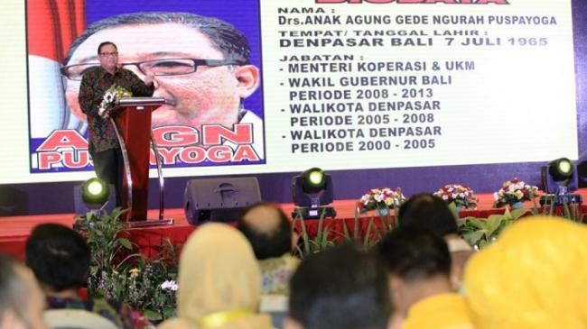 Menteri Koperasi dan UKM Tegaskan Tingginya Semangat Kewirausahaan di Indonesia