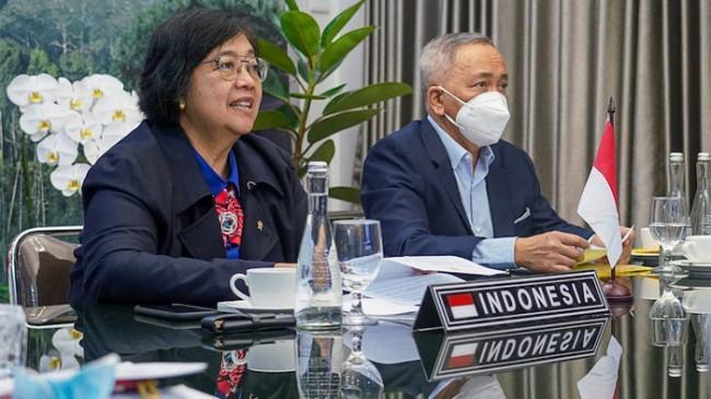 Rumah Bagi 490 Ribu Spesies, Indonesia Dukung Perundingan Kerangka Kerja Biodiversitas