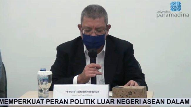 Penguatan Kerja Sama Bilateral Indonesia-Malaysia Sebagai Awal untuk Memperkokoh ASEAN