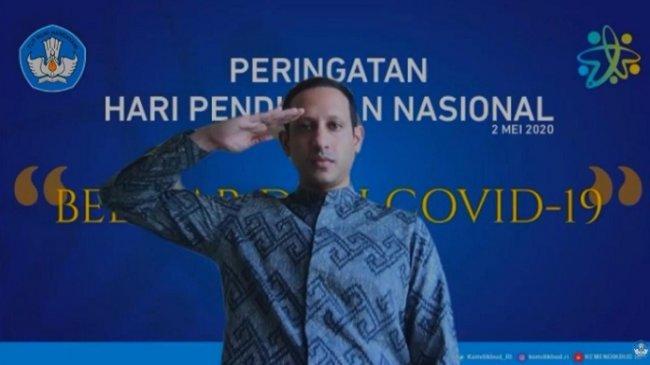 Minta Maaf, Mendikbud Nadiem Makarim Harap Muhammadiyah, NU, dan PGRI Kembali Bantu POP
