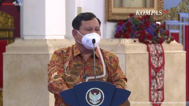 DPD Gerindra Jabar Deklarasi Dukung Prabowo Subianto Maju Capres 2024, Ada 4 Poin Pernyataan