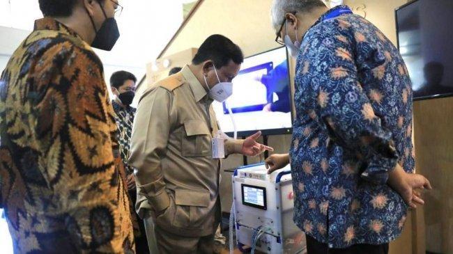 Menhan Prabowo Ajak Perguruan Tinggi Negeri Kerjasama Perkuat Pertahanan