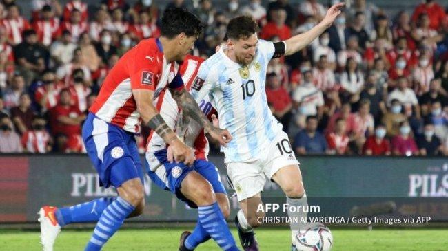 Argentina Melawan Paraguay Berakhir Remis 0-0, Resep Pelatih Eduardo Berizzo Ampuh Redam Leo Messi