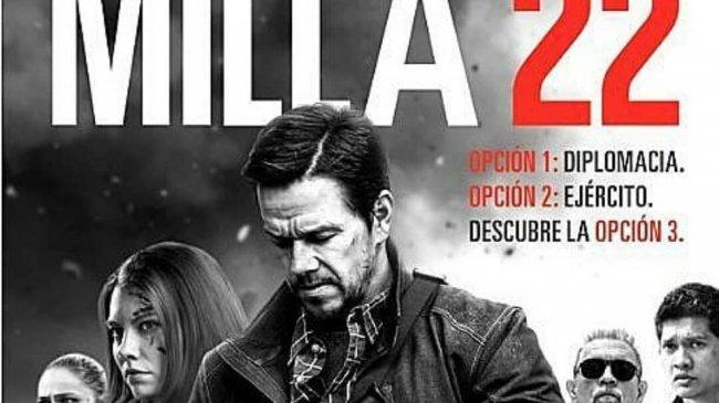 Sinopsis Mile 22, Aksi Mark Wahlberg Lindungi Iko Uwais, Tayang Malam Ini di Trans TV