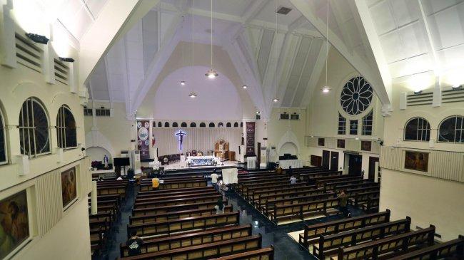 Live Misa Minggu 3 Oktober 2021, Link YouTube Katedral Medan hingga Denpasar