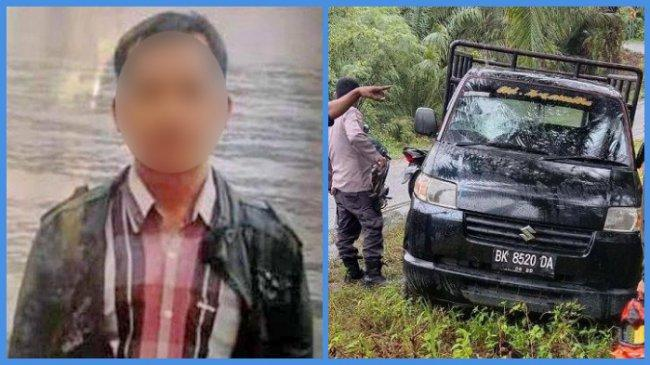 Misteri Juragan Cokelat di Aceh Dibegal & Jasad Dibuang di Sungai Terungkap, Ternyata Hanya Rekayasa