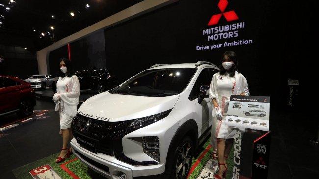 Xpander Jadi Tulang Punggung Penjualan Mitsubishi di Agustus 2021