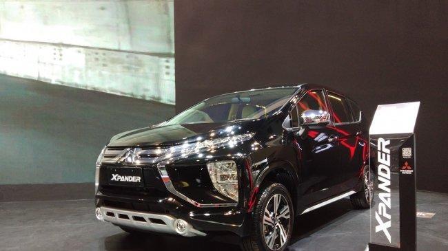Xpander dan L300 Masih Jadi Tulang Punggung Penjualan Mitsubishi di September