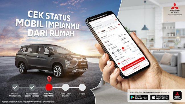 Aktivasi Garansi Mobil Mitsubishi Sekarang Bisa via Smartphone