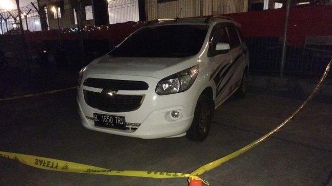 Polisi Cari CCTV yang Sorot Mobil Karyawan JICT Ditembak Orang Tak Dikenal