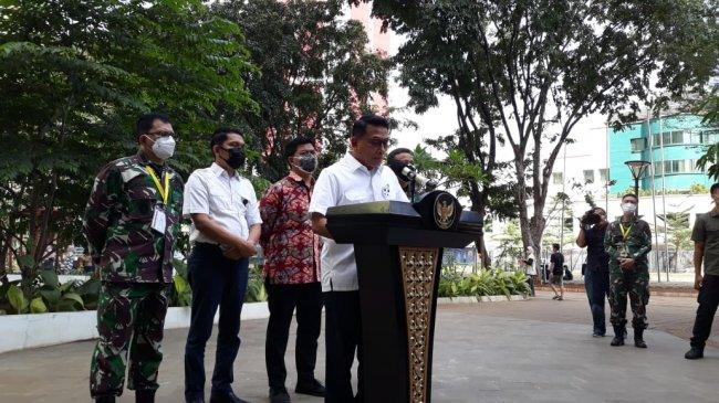 POPULER Nasional: Cerita Moeldoko Berambisi Jadi Presiden | Roy Suryo Unggah Foto Risma