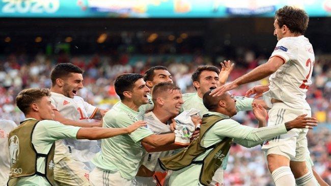 Tak Peduli Kehebatan Italia, Spanyol Punya Celah Kunci Singkirkan Gli Azzurri di Euro 2021