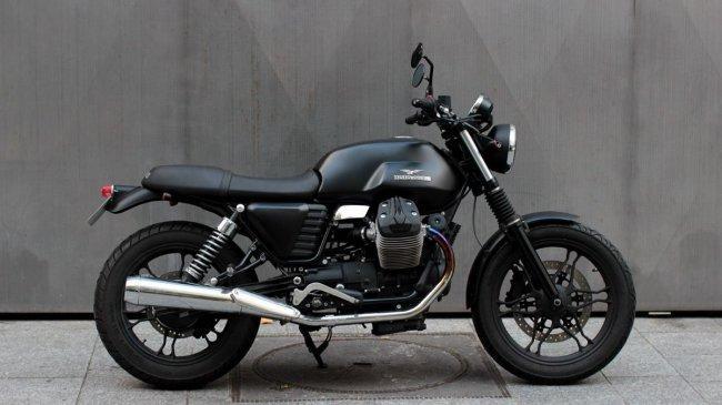 Alasan di Balik Peluncuran Empat Sepeda Motor Premium Aprilia dan Moto Guzzi